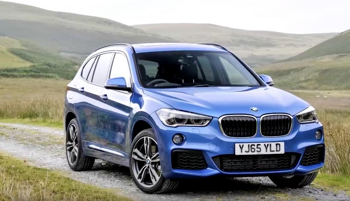 Аэродинамические принадлежности M Performance для BMW X1 F48