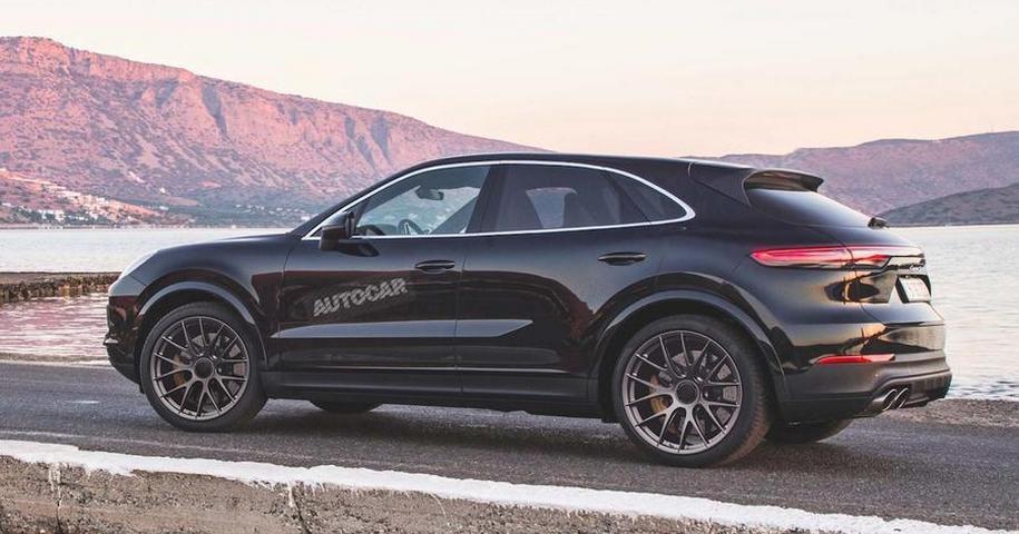 В следующем году в «Порше» может появиться конкурент для модели BMW X6