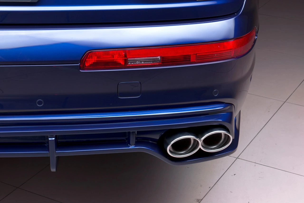 Диффузор Renegade для Audi Q7