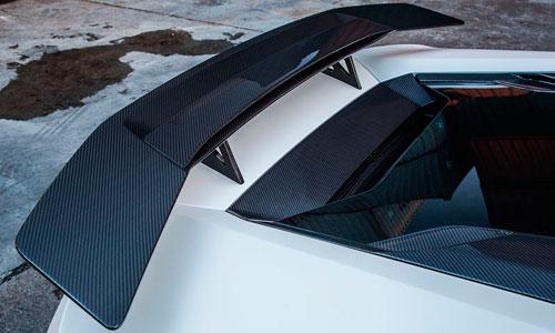 Антикрыло (карбон) Novitec для Lamborghini Huracan LP 610