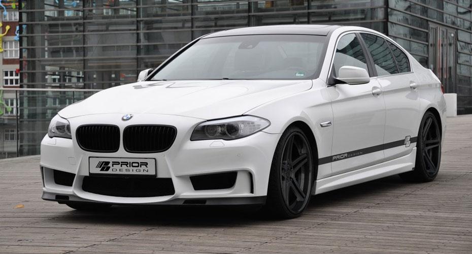 Аэродинамический обвес Prior Design R для BMW 5-Series F10/F11