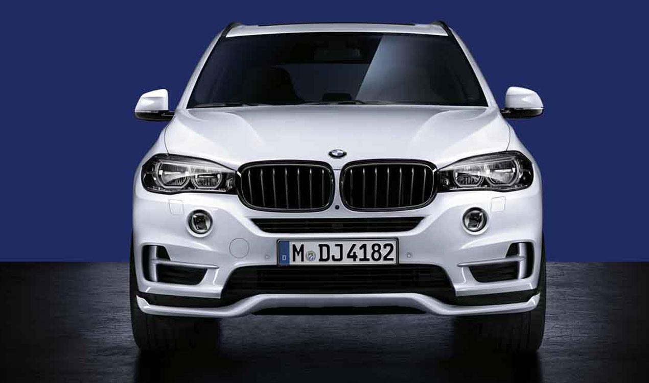 Аэродинамические компоненты (передняя часть) M Performance для BMW X5 F15