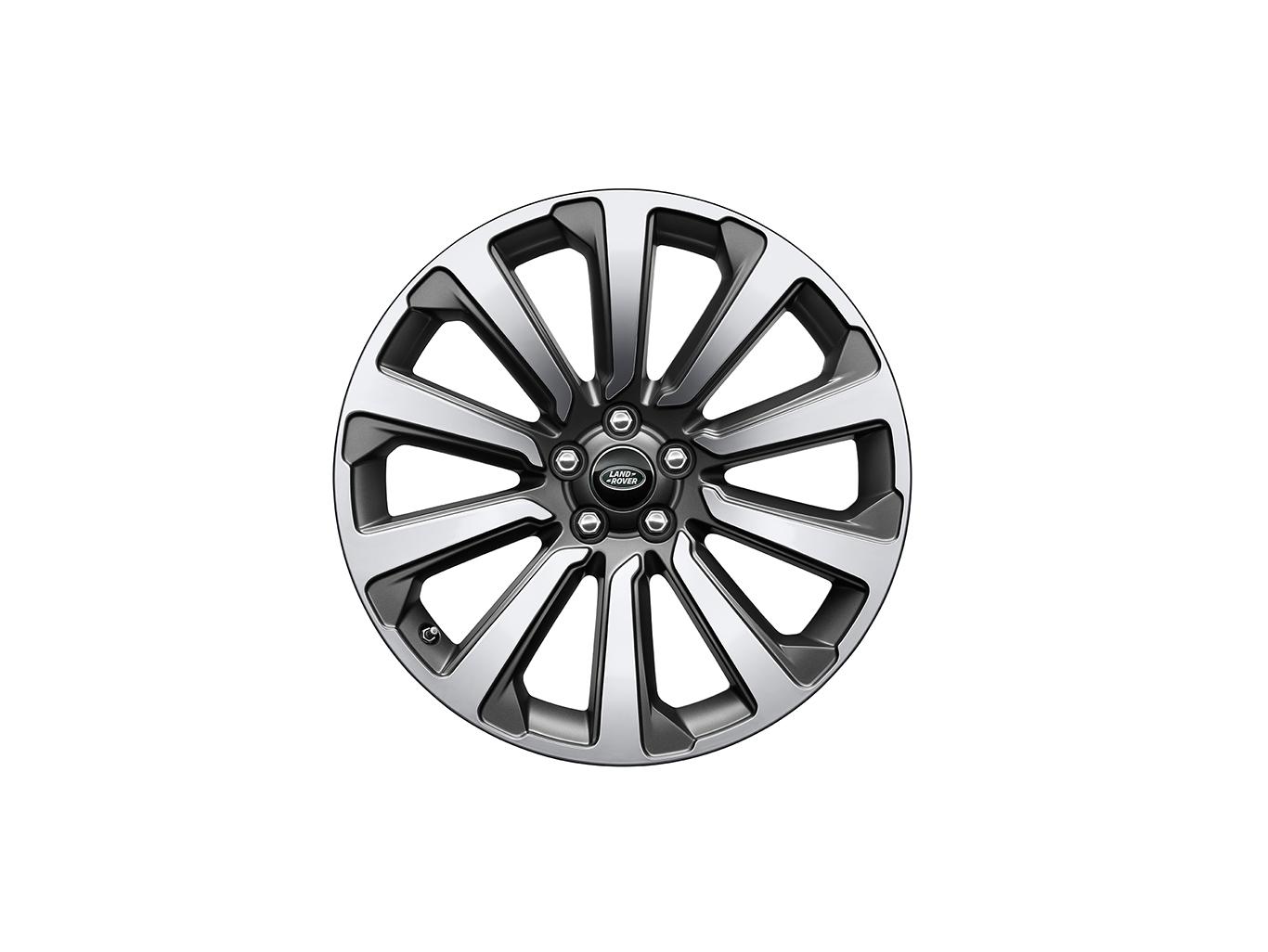 Колесный диск R21 Style 1033 Satin Dark Grey для Range Rover Velar