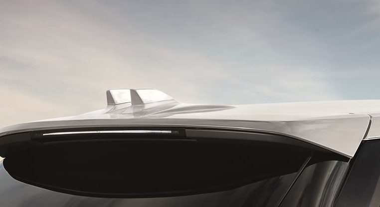 Спойлер крышки багажника 5 Doors для Range Rover Evoque