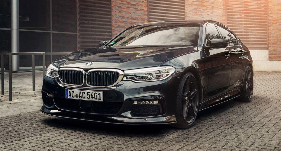 Тюнинг AC Schnitzer для BMW 5-Series G30/G31