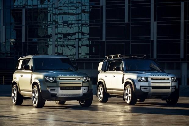Принимаются предварительные заказы на Land Rover Defender 90