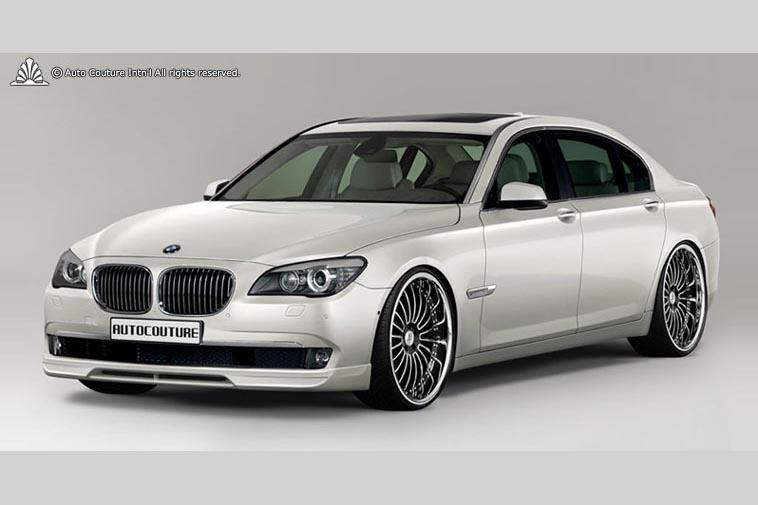 Накладка на передний бампер Auto Couture Noble Line для BMW 7 Series F01/02