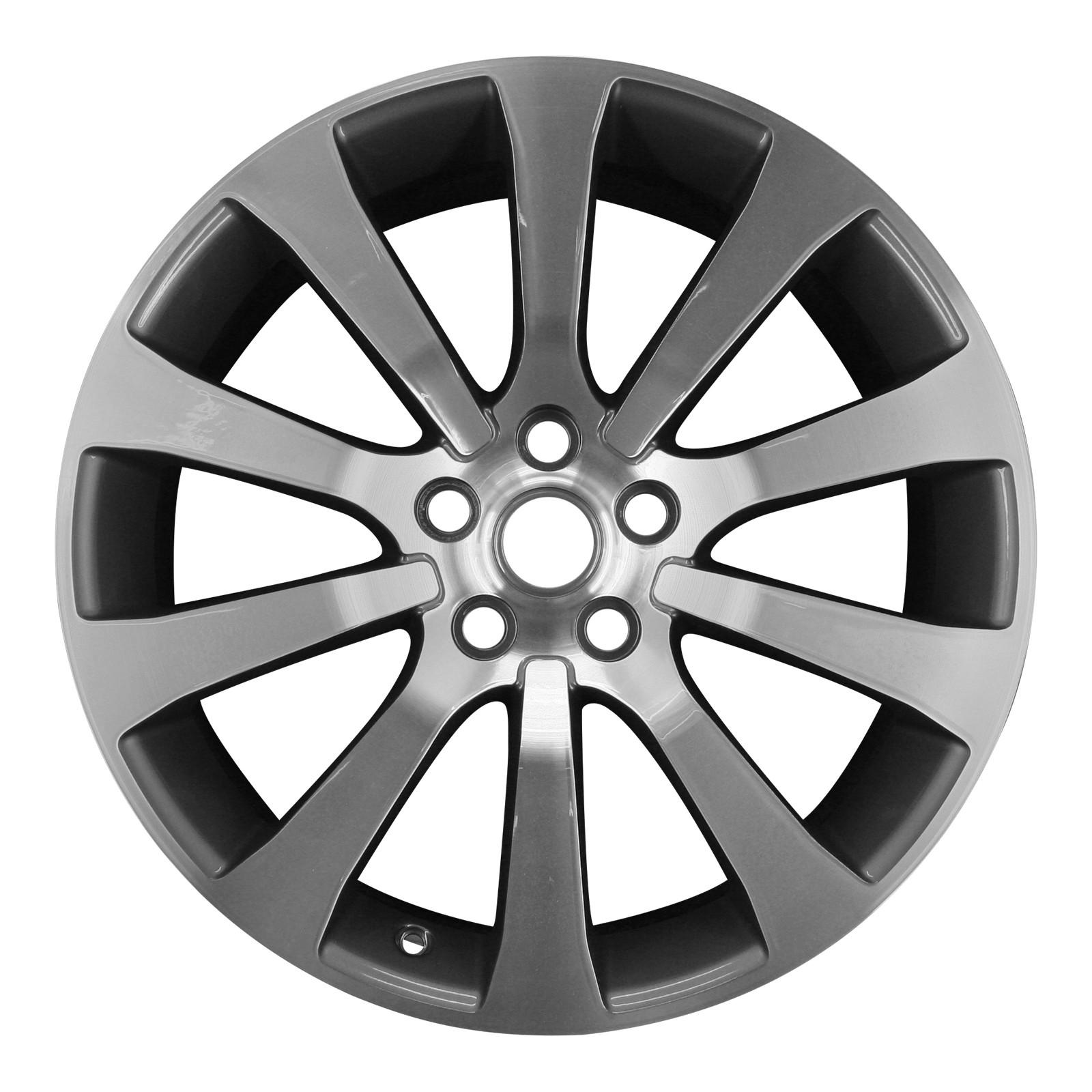 Колесный диск R20 Style 8 Diamond Turned Anthracite для Range Rover Sport 2010-2014