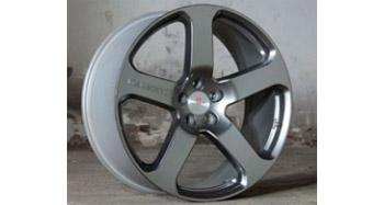 Легкосплавный колесный диск C5.5 R22 Silver Mansory для Porsche Panamera Sport Turismo