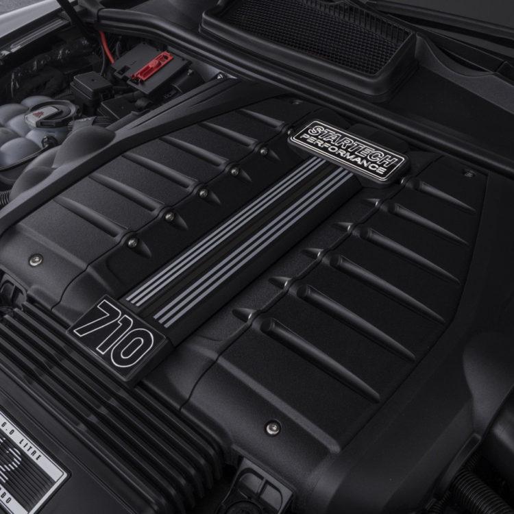 Модуль увеличения мощности Startech PowerXtra SP 710 для Bentley Bentayga 2016-