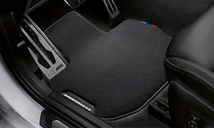 Коврики в салон M Performance для BMW X6 G06