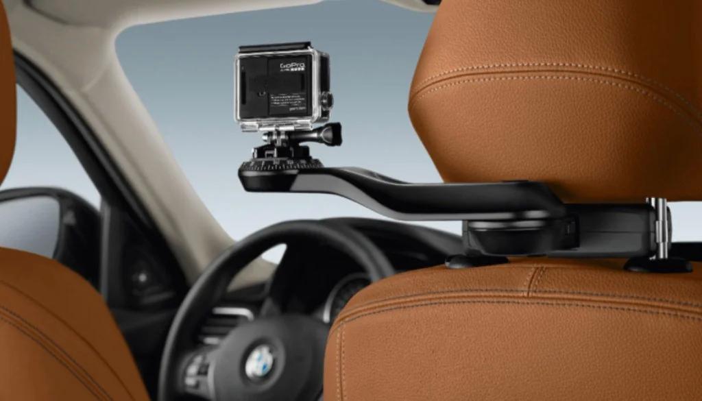 Кронштейн камеры наблюдения Travel & Comfort для BMW 1 Series F40