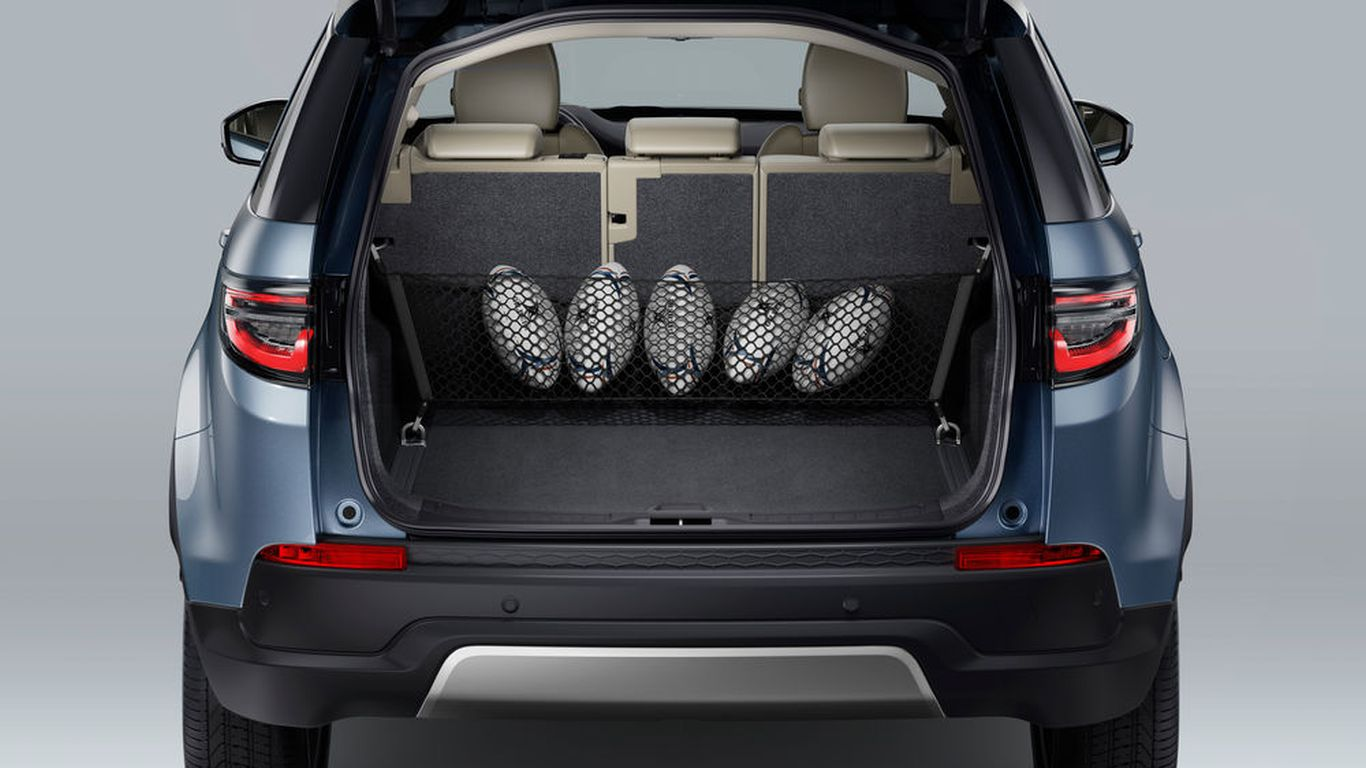 Сетка для хранения для Land Rover Discovery Sport 2015 -