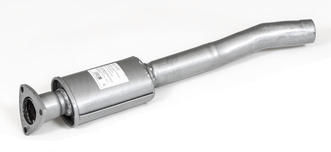 Задний дополнительный глушитель для BMW 1 Series F20/F21