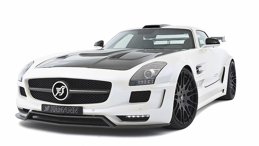 Обвес Hamann для Mercedes-Benz AMG SLS Roadster HAWK