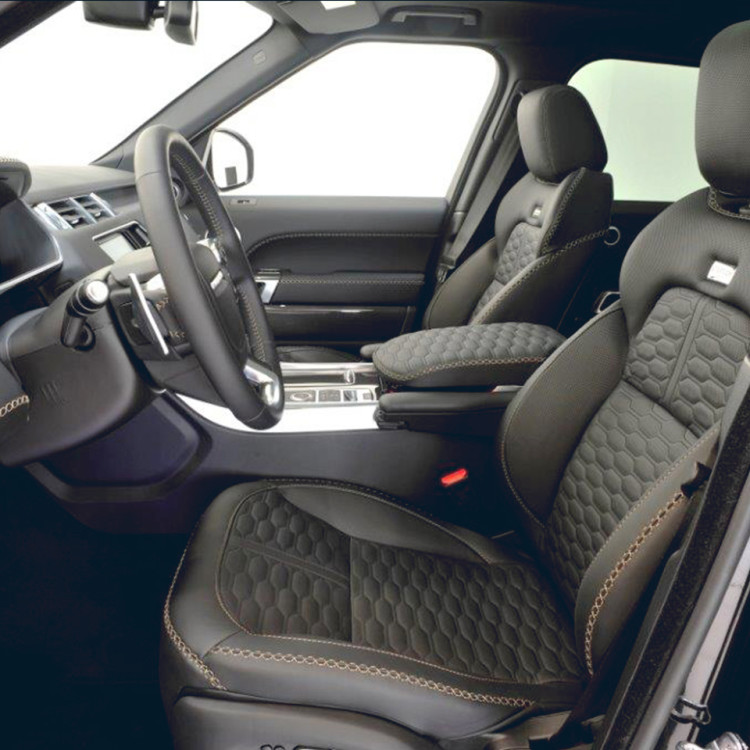Кожаный салон Startech для Range Rover Sport 2014-2017