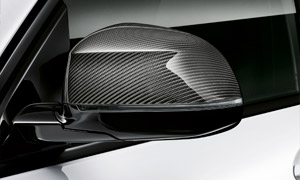 Колпаки зеркал (карбон) M Performance для BMW X6 G06