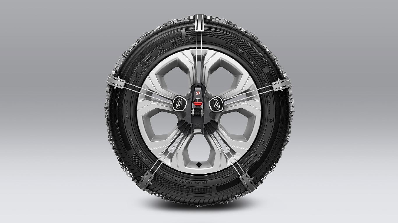 Противобуксовочная система для движения по снегу для Range Rover Evoque
