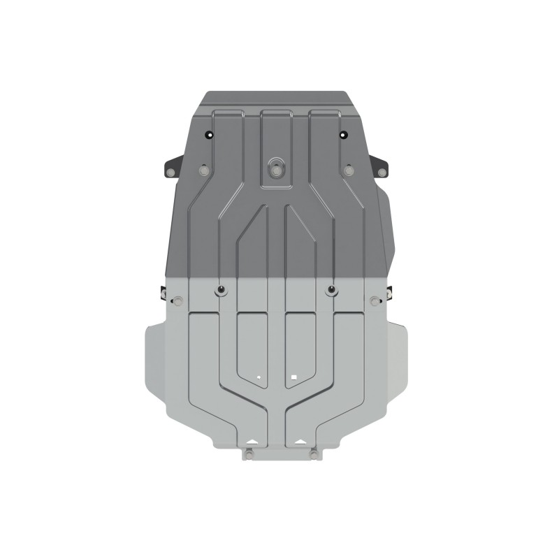 Дополнительная защита LEXUS LX570 LX450D
