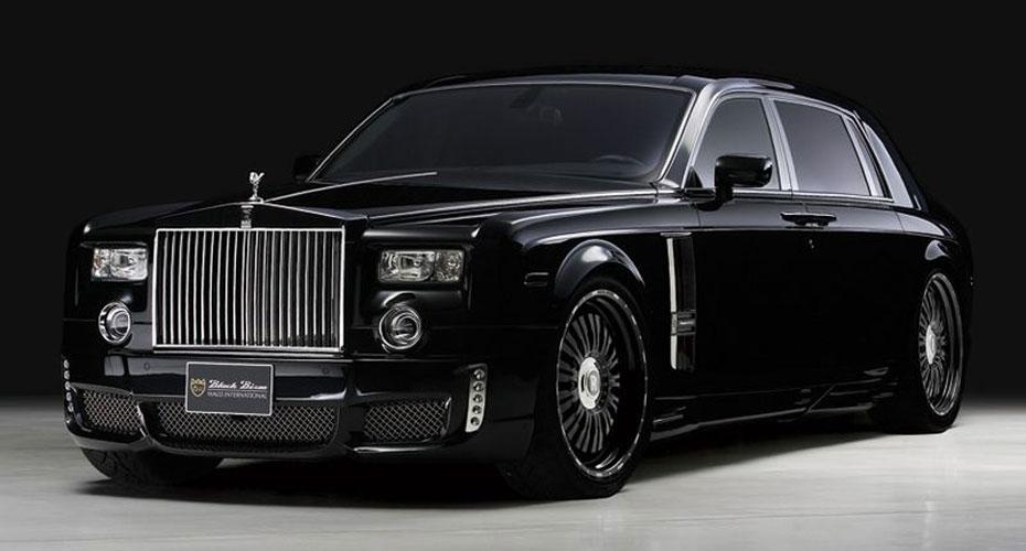 Обвес WALD Black Bison для Rolls-Royce Phantom
