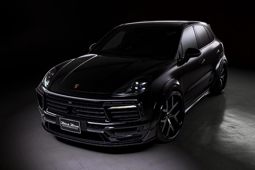 Обвес Wald для Porsche Cayenne E3