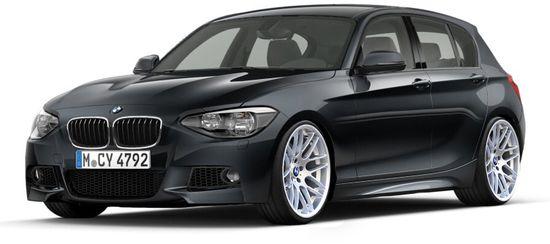 Аэродинамические принадлежности M Performance для BMW 1 Series F20/F21