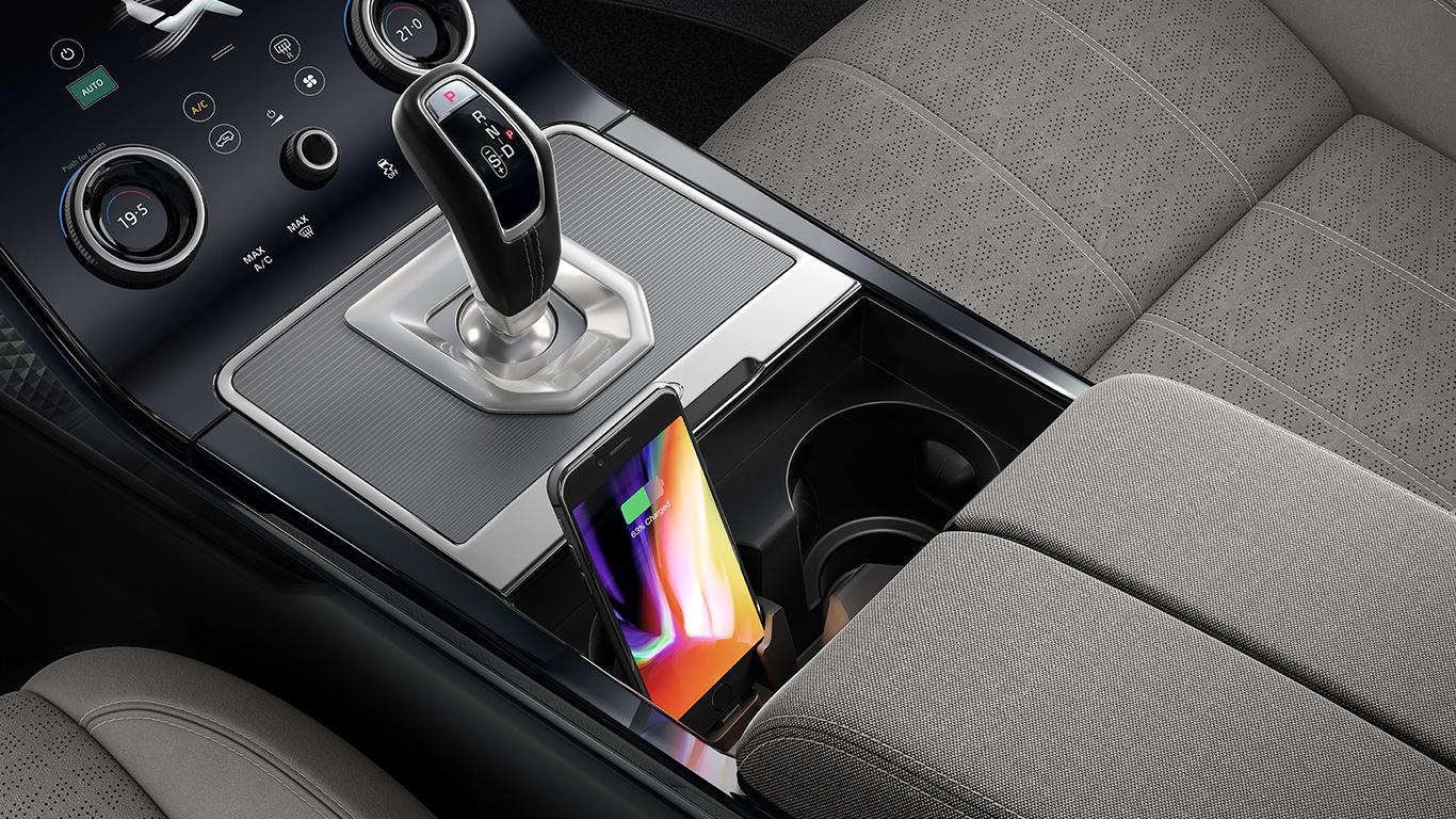 Док станция для зарядки Iphone для Range Rover Evoque