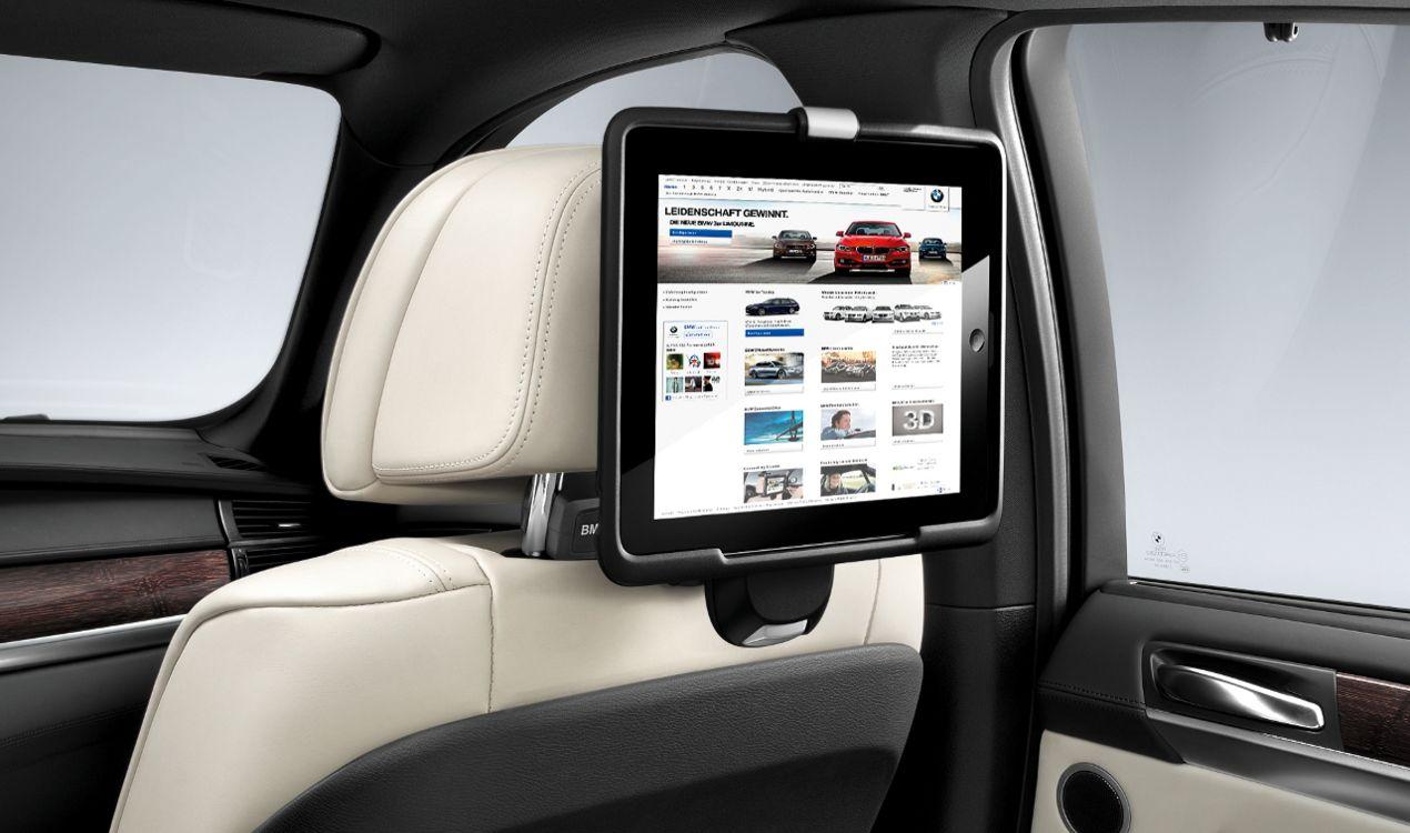 Держатель Apple iPad для BMW 1 Series F20/F21