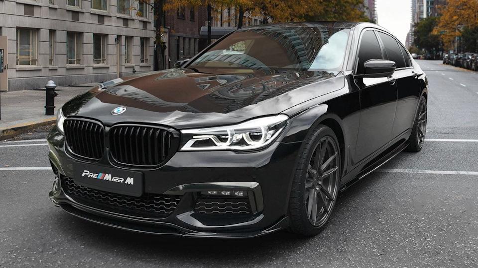 Обвес Paradigm для BMW 7 Series G11/G12
