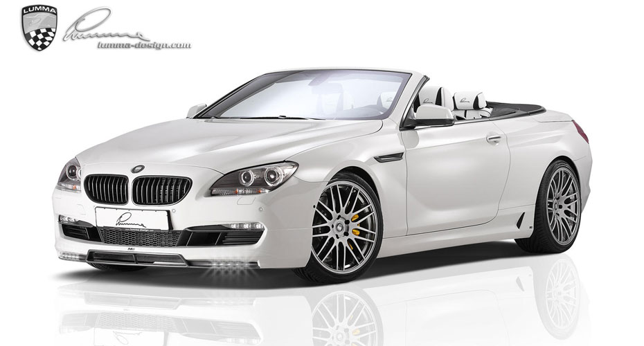 Обвес Lumma CLR 600 GT для BMW 6 Series F12/F13