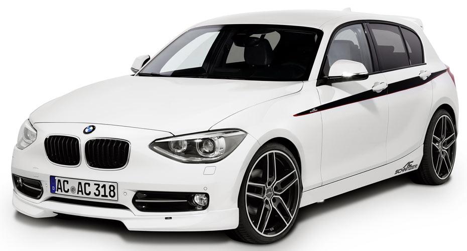 Тюнинг AC Schnitzer для BMW 1 Series F20