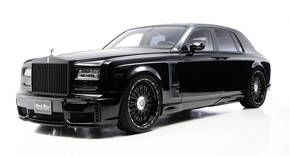 Обвес (рестайлинг) WALD Black Bison для Rolls-Royce Phantom