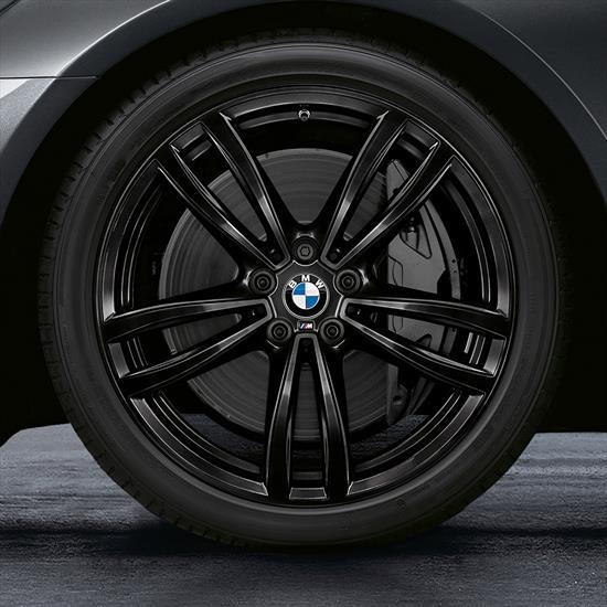 Легкосплавный колесный диск (сдвоенные спицы) 630 для BMW 7 Series G11/G12 LCI
