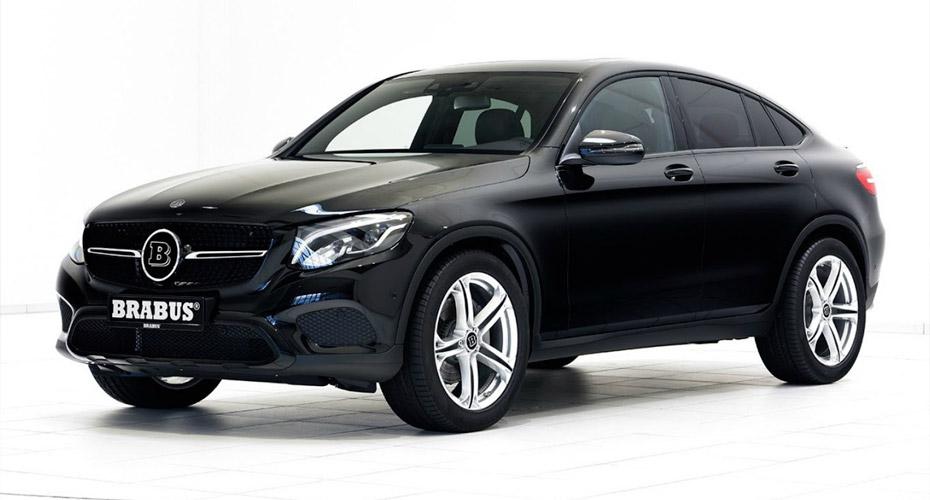 Тюнинг Brabus для Mercedes GLС-class Coupe C253