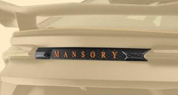 Накладка на крышку багажника (карбон) Mansory для Lamborghini Urus
