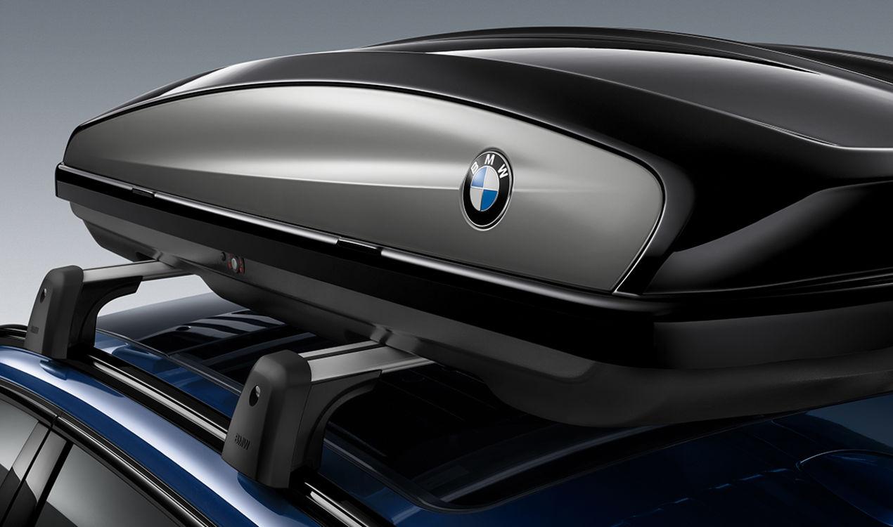 Багажник на крыше 420 Schwarz для BMW X5 G05