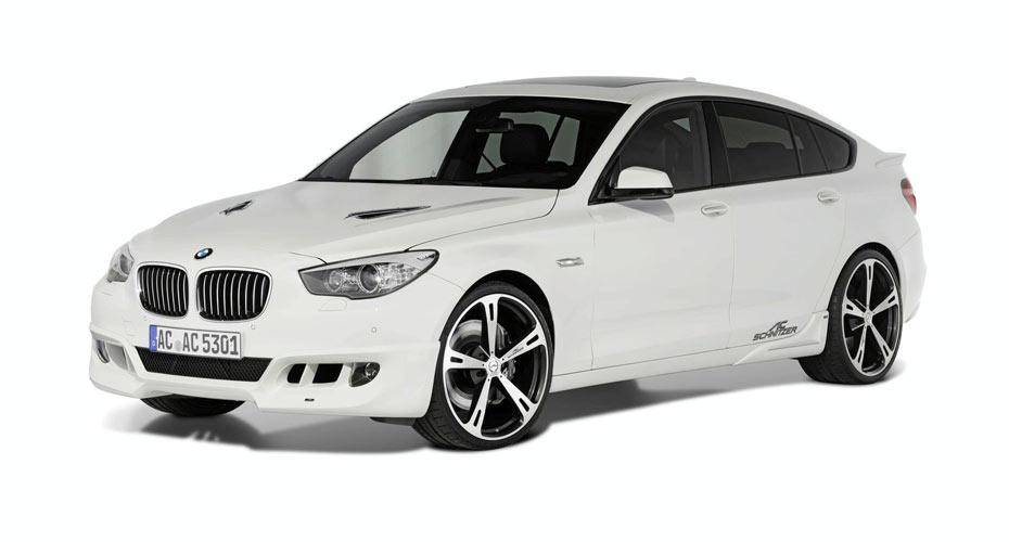 Аэродинамический обвес AC Schnitzer для BMW 5-Series GT F07