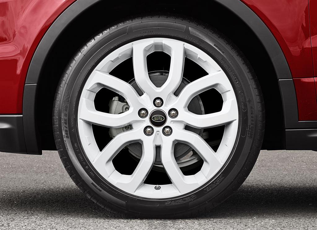 Колесный диск R20 Fuji White для Range Rover Evoque