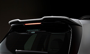 Спойлер на крышку багажника WALD для BMW X7 G07