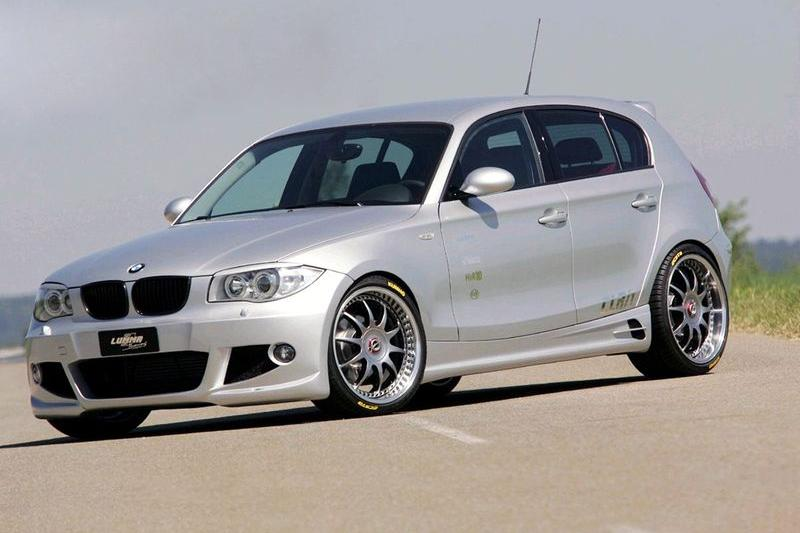 Обвес Lumma для BMW 1 Series E81/E87