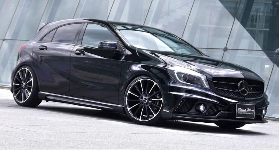 Обвес Wald Black Bison для Mercedes A-class W176