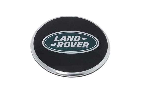 Колпачок колесного диска Bright Black для Land Rover Freelander