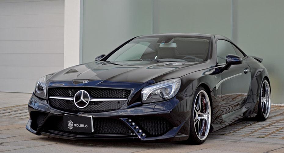 Обвес VITT Squalo для Mercedes SL-class R231