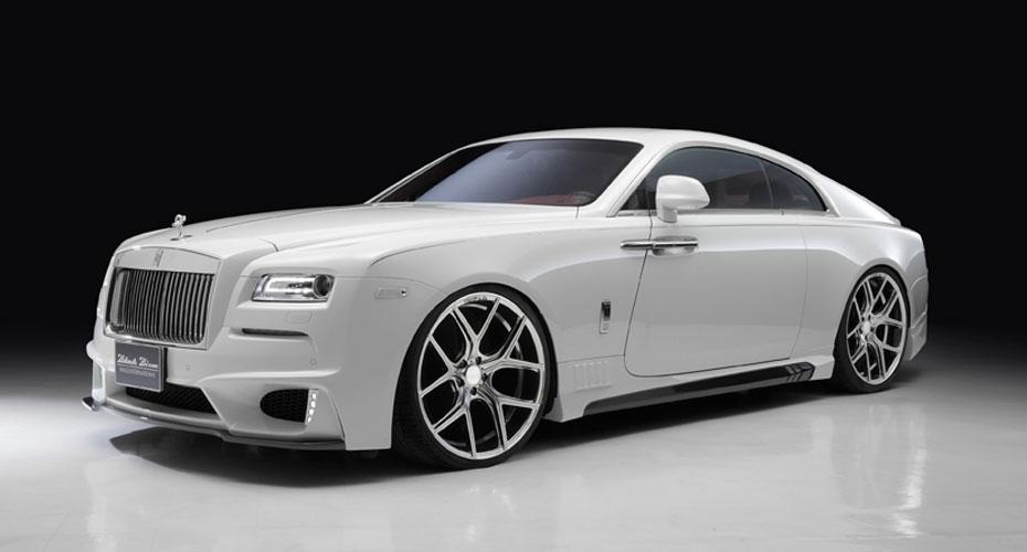 Обвес WALD Black Bison для Rolls-Royce Wraith
