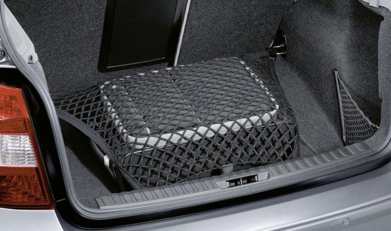 Напольная сетка багажного отделения TRAPEZ (MITTEL) для BMW 1 Series F40
