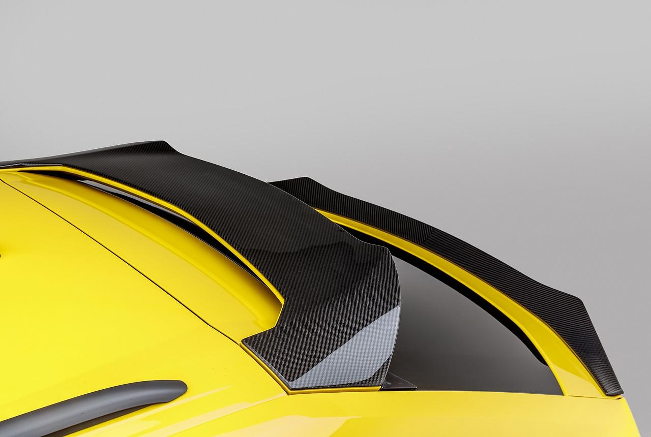 Спойлер на крышу (карбон) Vorsteiner для Lamborghini Urus