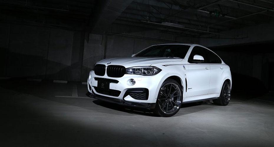 Тюнинг 3D Design для BMW X6 F16