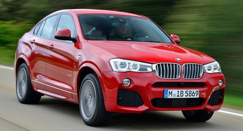 М-обвес для BMW X4 F26