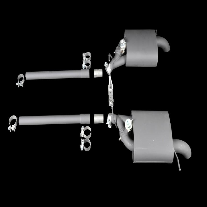 Спортивная выхлопная система Startech для Range Rover Sport 2018-
