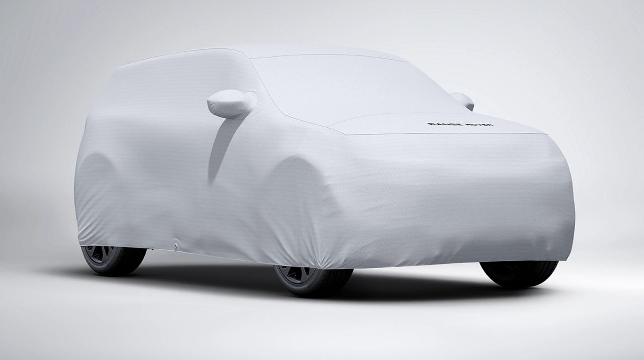 Автомобильный чехол для Range Rover Evoque